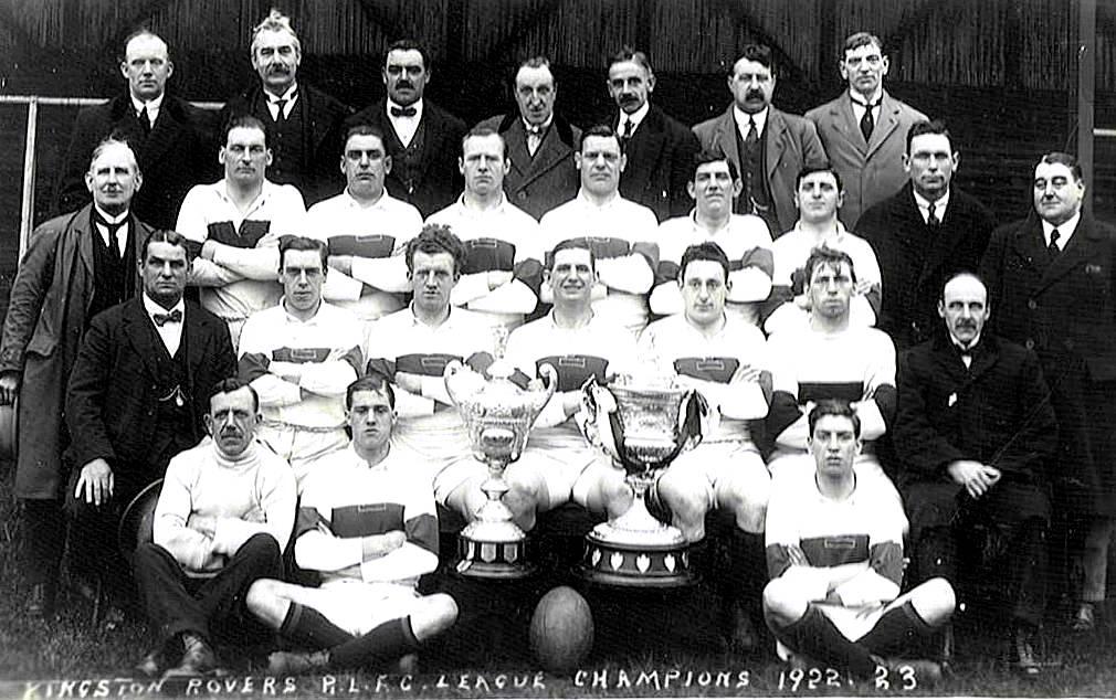 The 1922/23 Championship winning side